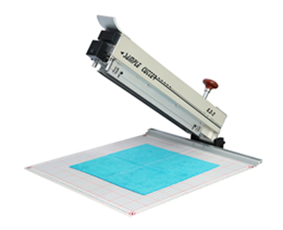 EZ-2 mini swatch fabric laser sample textile cutting machine